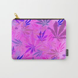 Pink and Purp by Wetpaint420 Carry-All Pouch
