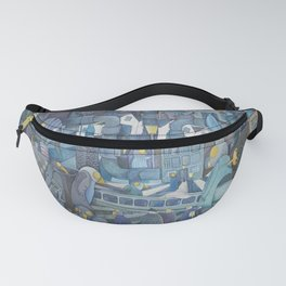 Pipes Fanny Pack