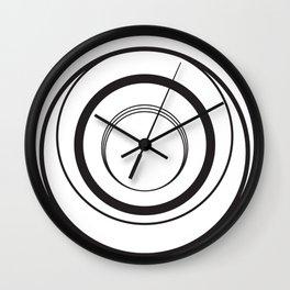 Geo 9 Wall Clock