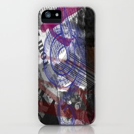 Sea God #1 iPhone Case