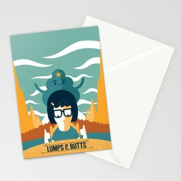 Lumps & Butts Stationery Cards