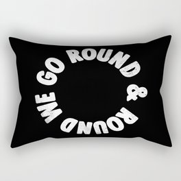 Round & Round Rectangular Pillow