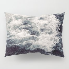Rush of Waves Pillow Sham