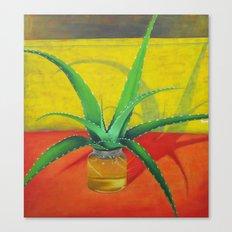 Hello Vera Canvas Print
