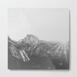 YOSEMITE / California Metal Print