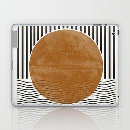 Abstract Modern Poster Laptop & iPad Skin