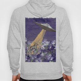 Abduction of the Delighted Lamb Hoody