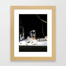 Vanitas I Framed Art Print