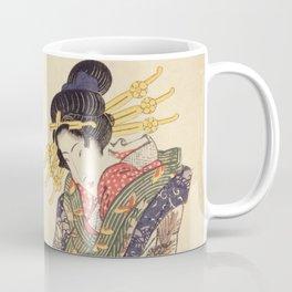 Geisha women Coffee Mug
