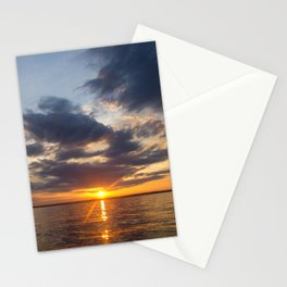 Lake Livingston Sunset Stationery Cards