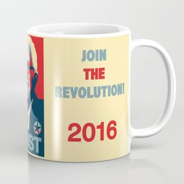 Trust - Senator Bernie Sanders Coffee Mug