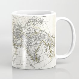 Map of Ancient World - Anville - 1794 Coffee Mug