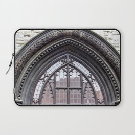 Church view Laptop Sleeve