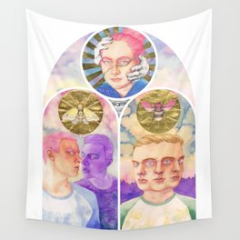 Someone to Believe In Wall Tapestry