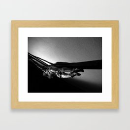 ascending Framed Art Print