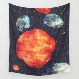 Collision Wall Tapestry