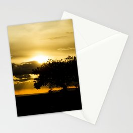 The Setting Sun Stationery Cards