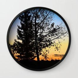 Tree of Bi Wall Clock