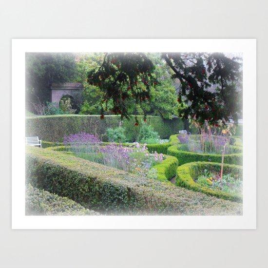 Garden of Dreams. Art Print