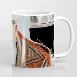 Brad Pitt-Tyler Durden Coffee Mug