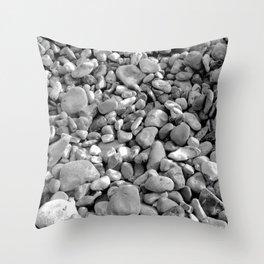Wisdom of Rocks 1 Throw Pillow