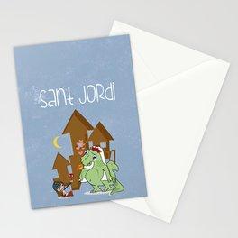 Sant_Jordi Stationery Cards