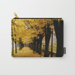 Autumn's Gold Carry-All Pouch