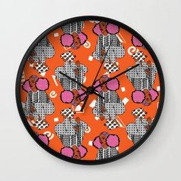 Aisha Wall Clock