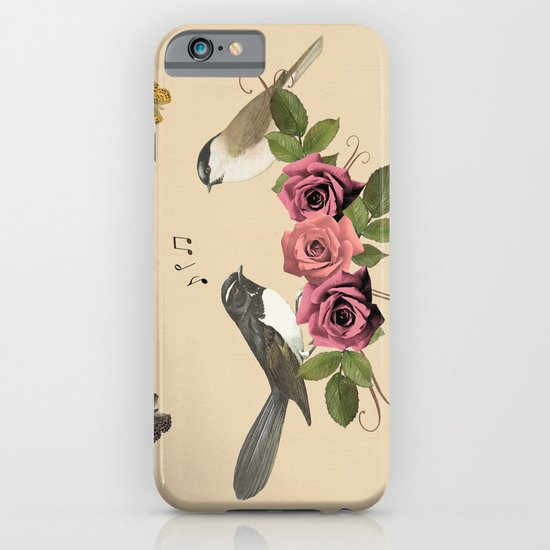 Song Bird 5 iPhone & iPod Case