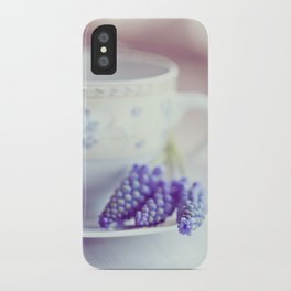 A taste of spring iPhone Case