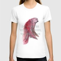 text T-shirts featuring birdy text!  by gasponce