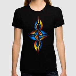 Twisted Tribal Infinity Elemental T-shirt