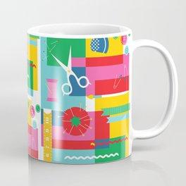 Craft Collage Coffee Mug