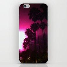 Fireworks in Laguna Beach iPhone & iPod Skin