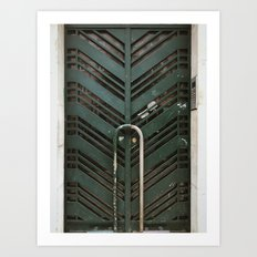 Lisboa Art Deco #02 Art Print