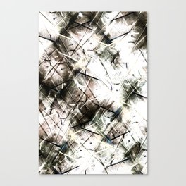Hot Tropix Canvas Print