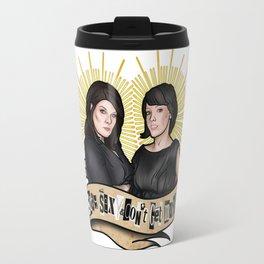 SSDGM Saints Travel Mug