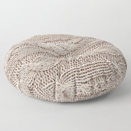 sweater Floor Pillow