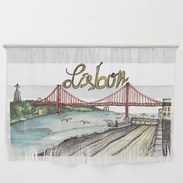 Lisbon Wall Hanging