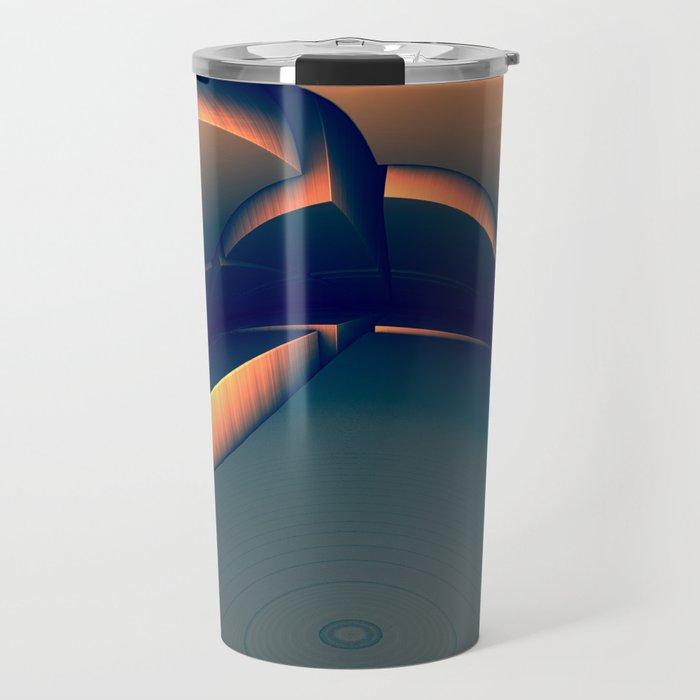 56c8d732aab Oasis Travel Mug by noirromain | Society6
