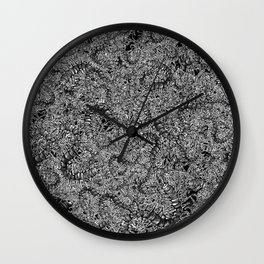 Cetipede Party 2 Wall Clock