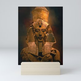 Akhenaten Mini Art Print
