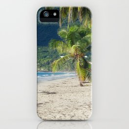 Caribbean Coast iPhone Case