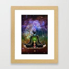 Chakra Bliss Framed Art Print