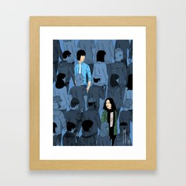 Terms And Conditions Framed Art Print