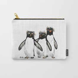 Macaroni Penguin Gang Carry-All Pouch