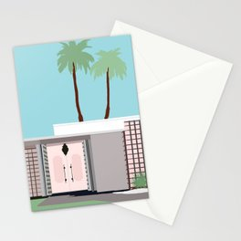 Palm Springs 1 Stationery Cards