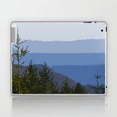 Dipsea Trail Laptop & iPad Skin