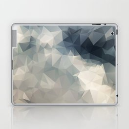 LOWPOLY GEOMETRIC SKY Laptop & iPad Skin