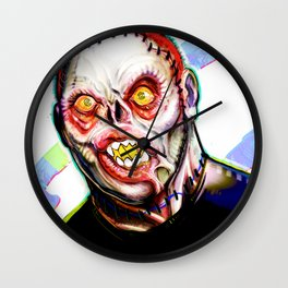 fuck sake... Wall Clock